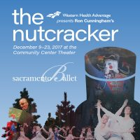 Sacramento Ballet's The Nutcracker