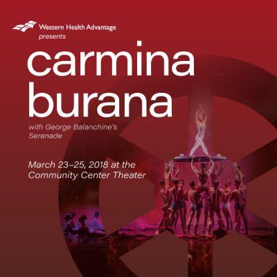 Sacramento Ballet's Carmina Burana and Serenade