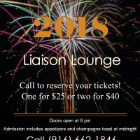 Liaison Lounge New Years Eve Party