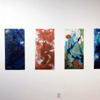Gang of 5 Studio at ARTHOUSE Celebrates New Location and New Works