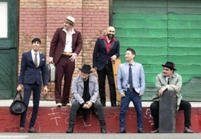 Ozomatli and Sol Peligro