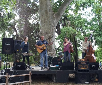 Blues and Bourbon Wednesdays: Proxy Moon at Momo L...