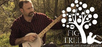 Robert Scott at the Fig Tree