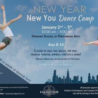 Hawkins School of Performing Arts Winter Dance Camp
