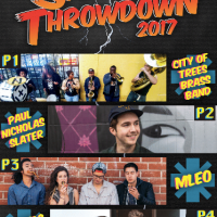 City Of Trees Brass Band: The Sactown Throwdown 20...