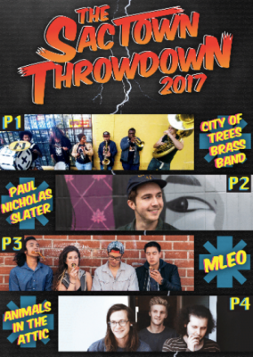 The Sactown Throwdown 2017