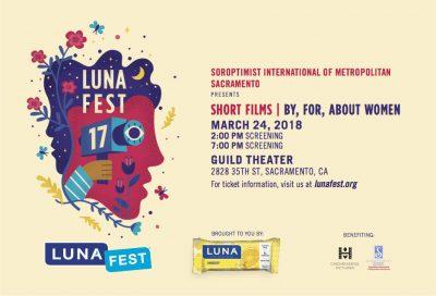 Lunafest Sacramento