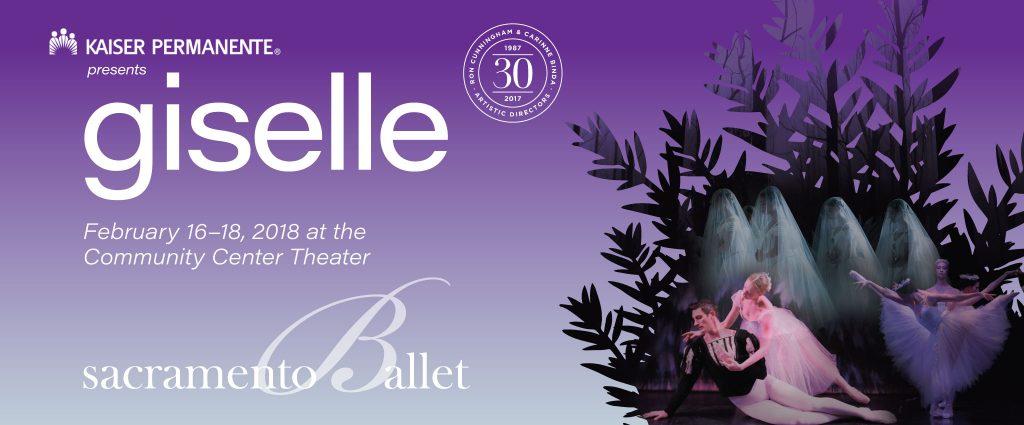 The Sacramento Ballet: Giselle