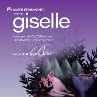 Sacramento Ballet's Giselle