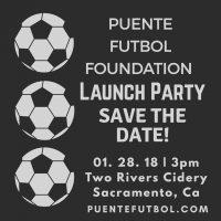 Puente Futbol Foundation Launch Party