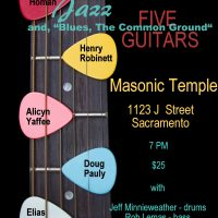 Jazz and Blues: The Common Ground Concert
