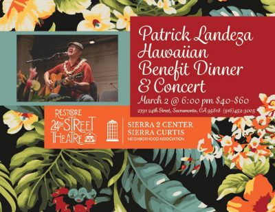Patrick Landeza Hawaiian Benefit Dinner and Concer...