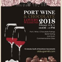 Port, Wine and Chocolate Lovers' Weekend