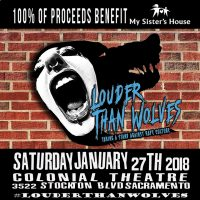 Louder Than Wolves: Taking A Stand Against Rape Cu...