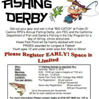Annual Trout Fishing Derby