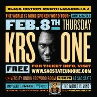 KRS ONE Lecture