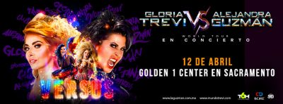 Gloria Trevi vs. Alejandra Guzmán World Tour