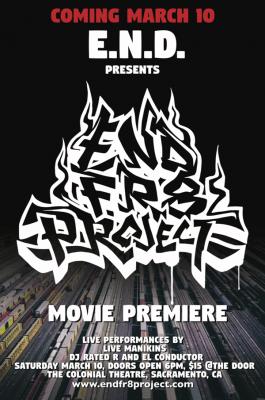 E.N.D. FR8 Project: Movie Premiere