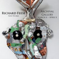 Richard Feese 2nd Saturday Reception: Archival Gallery