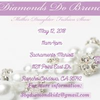 Diamonds Do Brunch Mother-Daughter Fashion Show