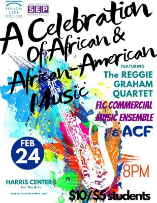 Reggie Graham Quartet: A Celebration of African an...