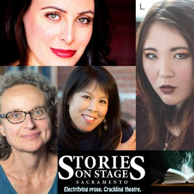 Stories on Stage Sacramento with Anne Raeff and Mi...
