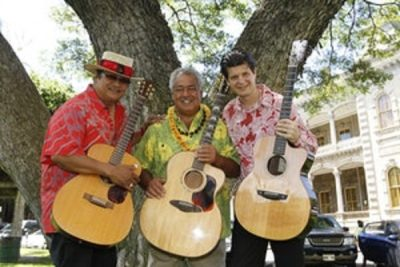 Masters of Hawaiian Music: George Kohumoku, Jr, Le...