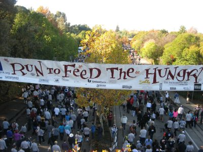 Run to Feed the Hungry