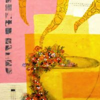 Cross Pollination Exhibit at ARTHOUSE on R