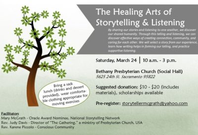 The Healing Arts of Storytelling and Listening Wor...