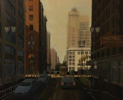 City Spaces, Favorite Places: Jim Leland Exhibitio...
