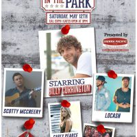 Country in the Park 2018