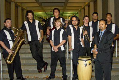 Sacramento State's Latin Jazz Ensemble