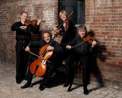 New Millennium Music Series hosts Takács Quartet