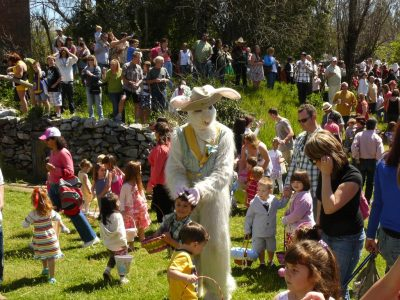 Columbia's Victorian Easter Celebration