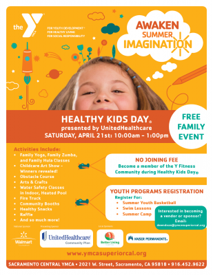 Healthy Kids Day presented by UnitedHealthcare