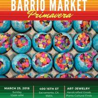 Spring Primavera Barrio Market