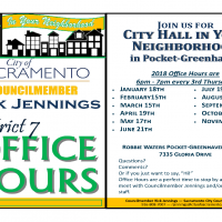 District 7 Office Hours (March)