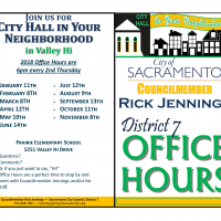 District 7 Office Hours (August)