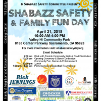 Shabazz Safety and Family Fun Day