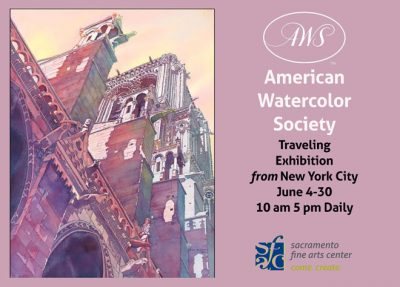 American Watercolor Society Traveling Exhibit
