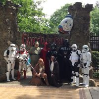 Star Wars Day at Fairytale Town