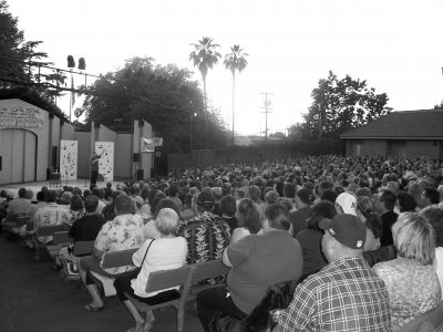 Comedy Under the Stars (October)