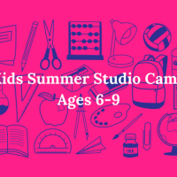 Verge Center for the Arts Kids Summer Studio Camps...