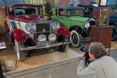 Photographing the California Automobile Museum: A Canon Live Learning Event (Photography Month Sacramento)