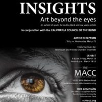 Insights: Art Beyond the Eyes