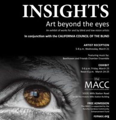 Insights: Art Beyond the Eyes