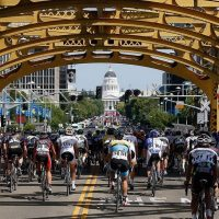 Amgen Tour of California Overall Finish