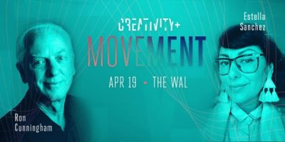Creativity and Movement: Estella Sanchez and Ron C...