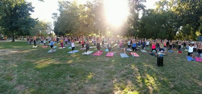 Yoga In The Park (Tahoe Park)